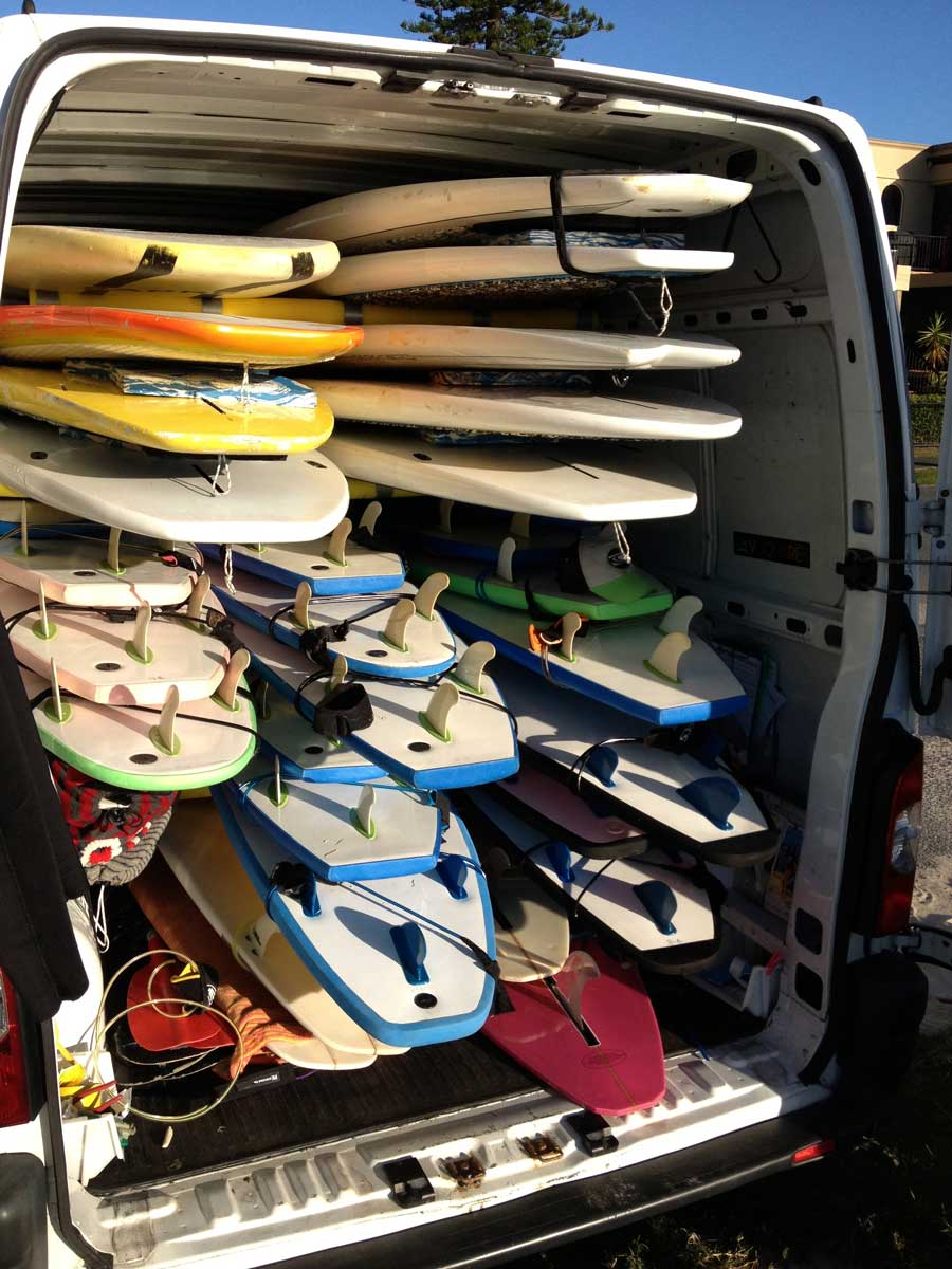 Surfboard & SUP Hire